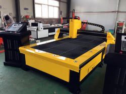 CNC Table Top Plasma Cutting Machine