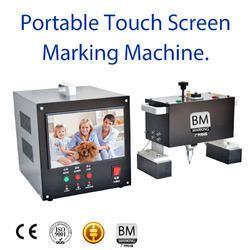 Hand Held Marking Machine
