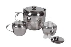 3 Pcs Tea Pot Set