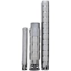 Stainless Steel Borehole Submersible Pump
