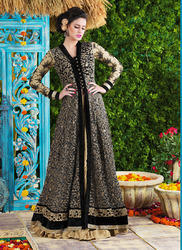 Embroidered Lehenga Suit