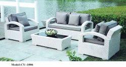 Rattan Outdoor Sofa Set