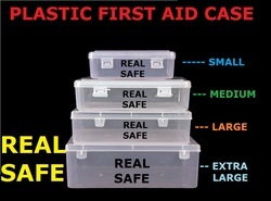 Plastic First Aid Case