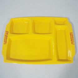 promotional plastic trays