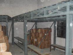 Steel Structure Mezzanine Floors