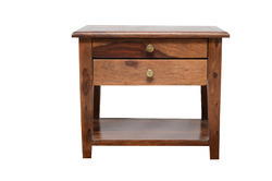 Hotel Furniture Wooden Bed Side Tables