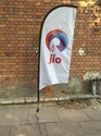 Feather Promotional Flag