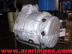 Turbine Insulation Covers
