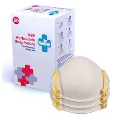 N95 Particulate Respirator Masks