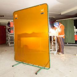 Stand Welding Screens