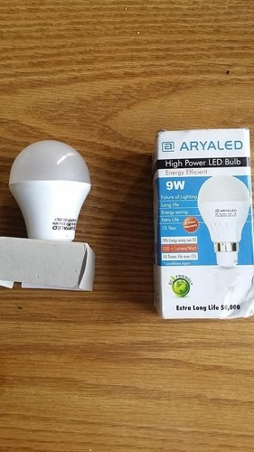 9W High Power LED Bulb