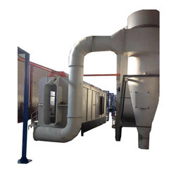 Mono Cyclone for Powder Coating Industry