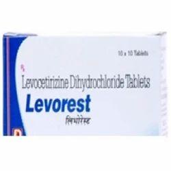 Levorest - 5mg Tablets