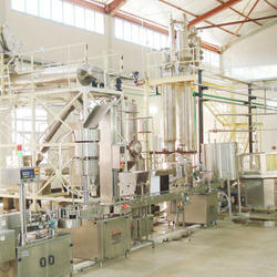 Fruit Juice Concentrate & Aroma Recovery Plant