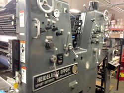 1972 Heidelberg Sorkz Used Offset Machine