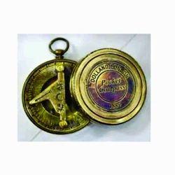 Brass Nautical Compass Gift