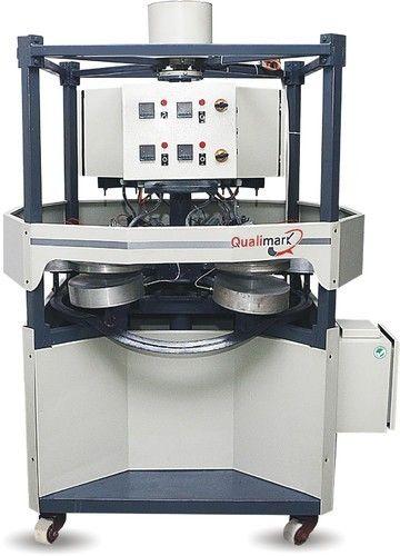 Automatic Khakhra Roasting Machine