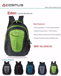 Eden Cosmus Ltbp Laptop Backpack