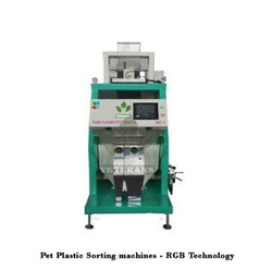 Pet Plastic Sorting machines