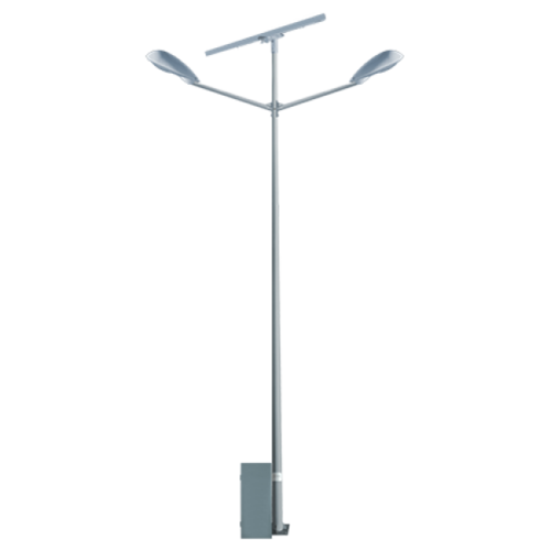 solar street light pole wholesale trader from ahmedabad. Black Bedroom Furniture Sets. Home Design Ideas