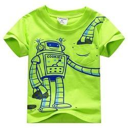 Kids T-Shirt - Kids Printed T-Shirt Wholesale Trader from Tiruppur