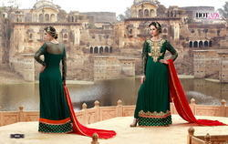 Anarkali Embroidery Suit