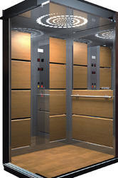 Stretcher Industrial Passenger Elevator