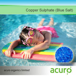 copper sulphate blue salt