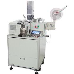 Numerical Control Ultrasonic Label Cutting & Folding Machine