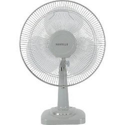 havells velocity neo table fan grey