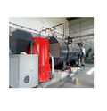 Wood Pellet Fired Thermal Oil Heaters