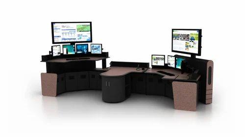 Control Desk - Control Room Console - Xlat Control Desk ...