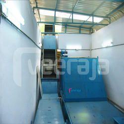 Centralized Vacuum Filter With Scraper Conveyor