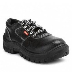 Prima Safety Black Shoes