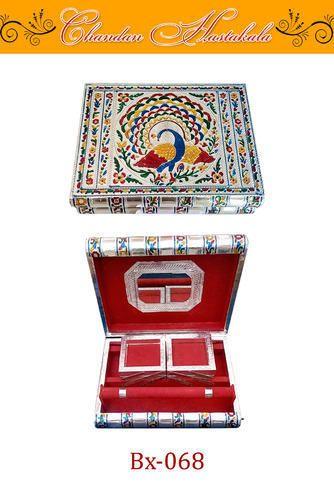 Decorative Meenakari Box