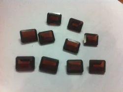Garnet Square Gemstones