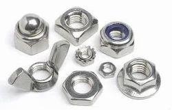 Precision Nickel Alloy Nuts