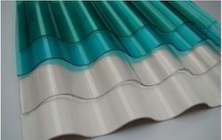 Corrugated Fiber Sheets