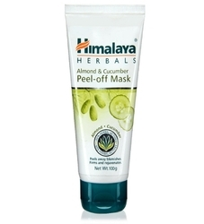 himalaya almond cucumber peeloff mask 100 gm