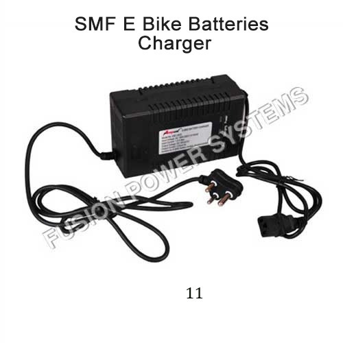 SMF E Bike Batteries Charger