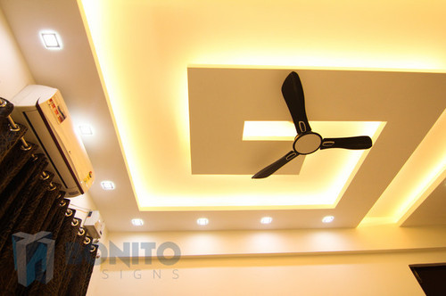Decorative False Ceiling Contemporary False Ceiling