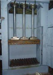 Triple Action Hydraulic Press
