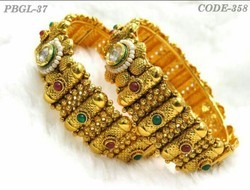 Beautiful Antique Polki Bangles