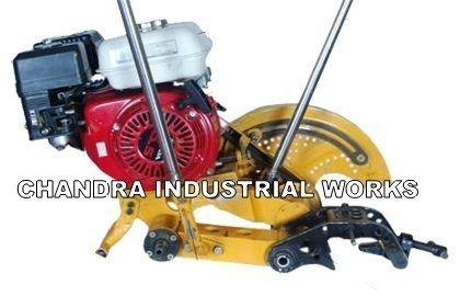 Abrasive Rail Cutting Machine