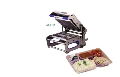 Sealing Machine for 8 Portion Meal Tray
