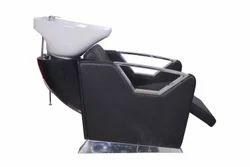 Shampoo Station Crome Chair