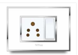 Glass Plate Electrical Switch