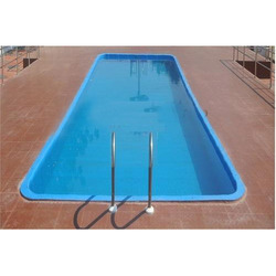 Prefab swimming pool in delhi suppliers dealers retailers of prefab swimming pool for Prefab swimming pools cost in india
