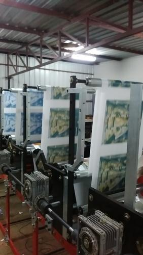 Multy Colour Flexo Printing Machine