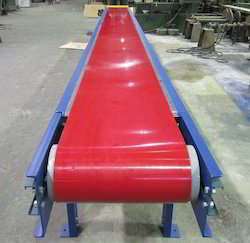In Floor Slat Conveyor